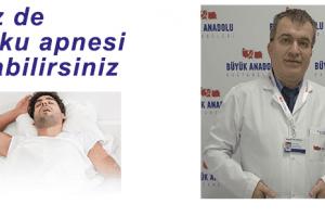 Uyku Apnesi Tedavi Edilebilir Bir Sağlık Sorunudur