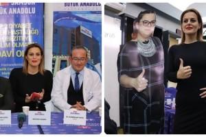Makedonya'lı Besiana Kasami Değişimi Büyük Anadolu Hastaneleri'nde Yaşadı