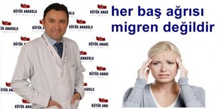 Migren Tedavi Edilebilir Bir Hastalıktır