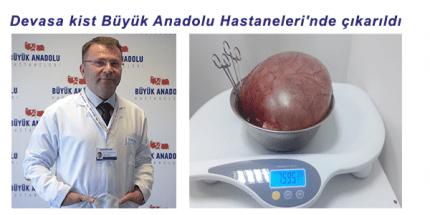 Büyük Anadolu Hastaneleri'nde Başarılı Operasyon