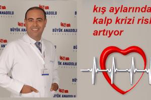 Koruyucu Önlemler Alarak Kalp Krizi Riskini Azaltabilirsiniz