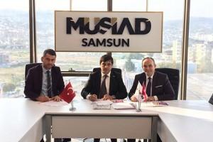 MÜSİAD ve Büyük Anadolu Hastaneleri Arasında Kurumsal Sağlık Anlaşması