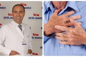 Stres Kalp ve Damar Hastalıklarına Zemin Hazırlıyor