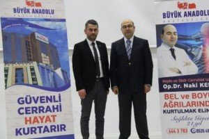 Büyük Anadolu Hastaneleri'nden Havza'da Sağlık Semineri
