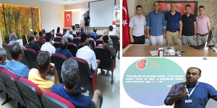 Büyük Anadolu Hastaneleri 'Sağlık Konferansları' Devam Ediyor