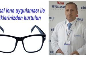 Trifokal Lens İle Gözlüklere Elveda