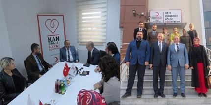 Büyük Anadolu Hastaneleri Türk Kızılayı'nın Her Zaman Yanında
