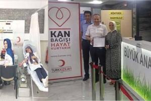 Büyük Anadolu Hastaneleri'nden Kan Bağışına Tam Destek