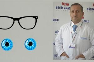 Trifokal Göz İçi Mercekleriyle Uzak ve Yakın Gözlüklere Veda