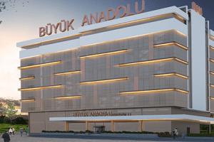 Samsun Büyük Anadolu Hastaneleri'ne Sağlık Turizmi Yetki Belgesi