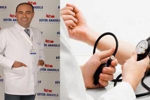 Büyük Anadolu Hastanesi'nden Tansiyon Uyarısı