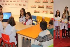Büyük Anadolu Doğum Okulu'ndan Çocuklara Eğitim