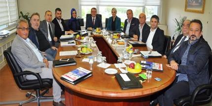 Büyük Anadolu Hastaneleri'nden STSO'ya Ziyaret