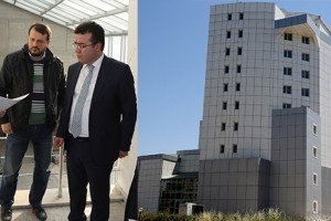 Eğitim ve Araştırma Hastanesi Atakum Ek Hizmet Binası Açılıyor