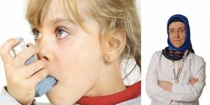 Çocuklarda Alerjik Astımı İhmal Etmeyin