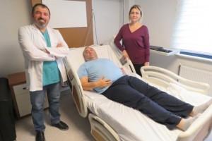 Şifayı Büyük Anadolu Hastaneleri'nde Buldular