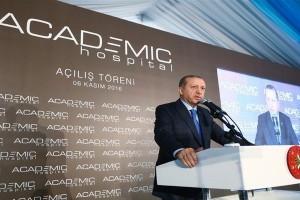 Türkiye, Bölgesinin Şifa Merkezi Olacak