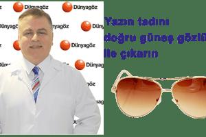 Ucuz Gözlükler İle Gözlerinizi Tehlikeye Atmayın
