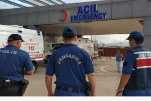 Hastanelerde Emniyet ve Jandarma Personeli Birlikte Görev Yapacak