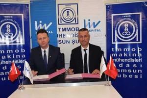 MMO İle LIV Hospıtal Pprotokol İmzaladı