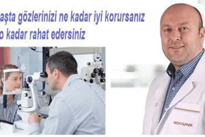 Sağlıklı Gözler İçin Basit İpuçları