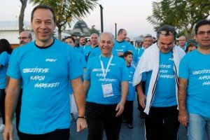 700 Aile Hekimi Obeziteye Karşı Yürüdü