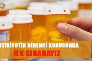 Türkiye'nin Antibiyotik Direnci