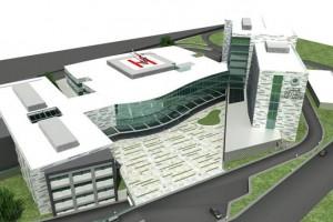 Samsun Şehir Hastanesi Projesinin Yeri Belli Oldu