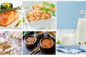 Kemik Dostu Vitamin ve Minerallere Sofranızda Yer Açın