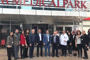 """VM Medical Park Samsun Hastanesi'ne """"YÜKSEK KALİTE"""" Tescili"""
