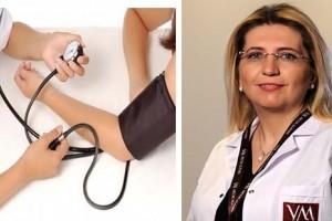 Yüksek Tansiyon Hastalarına Yaz Sıcağı Uyarısı