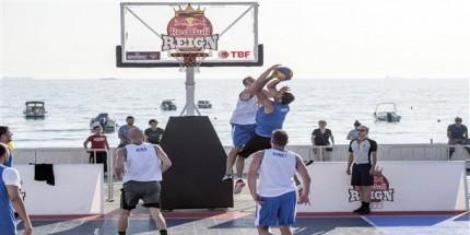 3x3 Basketbol Turu'nun Samsun Şampiyonu Belli Oldu