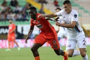 Trabzonspor, Haftayı Puansız Geçti