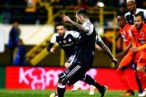 Beşiktaş Alanya'da Zirveye Uçtu