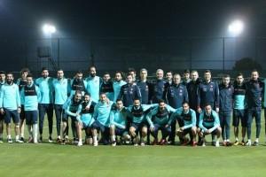A Milli Takım'ın Kosova Maçı Aday Kadrosu Açıklandı
