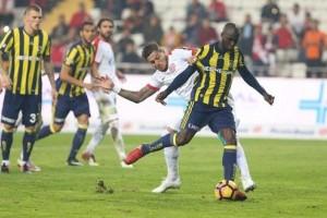 Fenerbahçe Zirve Yarışında Yara Aldı