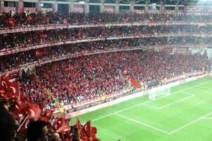 Türkiye-İrlanda Maçının Genel Bilet Satışı Devam Ediyor