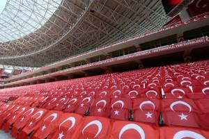Türkiye-Finlandiya Maçı Antalya'da Oynanacak
