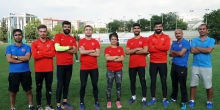 Atletizmde Kozumuz Tecrübe