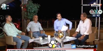 Ünlü Spor Yazarları Samsun'a Hayran Kaldılar