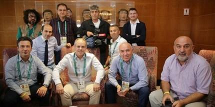 Bakan Çağatay Kılıç Rio'da Gündemi Değerlendirdi