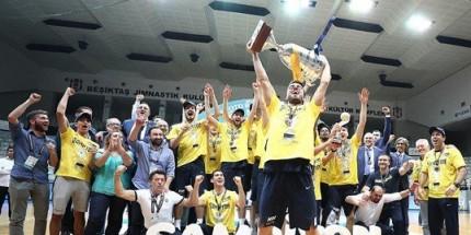 Fenerbahçe, Spor Toto Basketbol Süper Ligi Şampiyonu