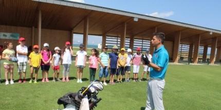 Şampiyon Golfçüler Samsun'da Yetişecek