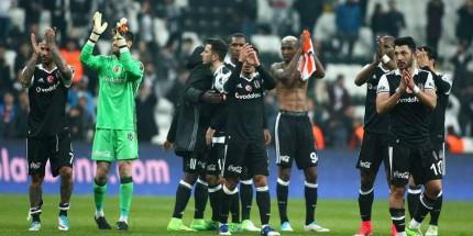 Beşiktaş Farkı Açıyor