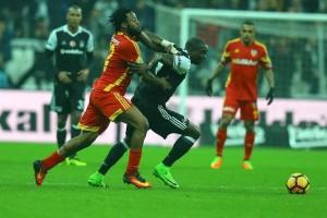 Beşiktaş Kayserispor'a Takıldı