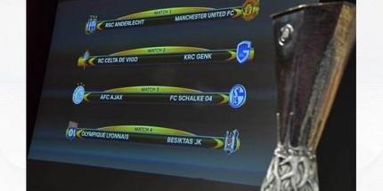 Beşiktaş'ın Avrupa Ligi Çeyrek Final Rakibi