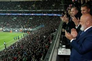 Beşiktaş, Devler Liginde Tarih Yazmaya Devam Ediyor