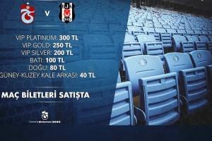 Beşiktaş Maçı Biletleri Satışa Çıktı