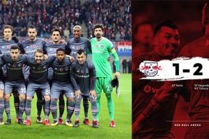 Beşiktaş'tan Devler Liginde Tarihi Başarı