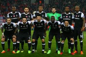 Beşiktaş Olimpiakos'tan İstediğini Aldı